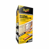 "Meguiars Heavy Duty Headlight Restoration Kit <font color=""red"">In Stock!</font>"