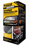 Meguiars Heavy Duty Two Step Headlight Restoration Kit