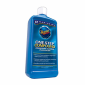 Meguiars M67 One Step Marine Compound