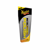 Meguiars Medium Cut Metal Polish