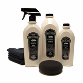 Meguiars Mirror Bright Back-To-Basics Car Wax Kit