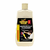 Meguiars Mirror Glaze #1 Medium Cut Cleaner