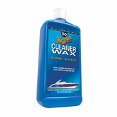Meguiars Mirror Glaze #50 Marine/RV Cleaner Wax 32 oz.