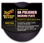 Meguiars Mirror Glaze G110 DA Polisher 5 inch Backing Plate