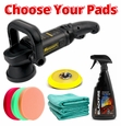 Meguiars MT300 Buff & Shine Polisher Kit <font color=red>Free Bonus!</font>