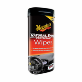 Meguiars Natural Shine Protectant Wipes