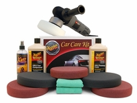 Meguiars Porter Cable XP Soft Buff Polishing Kit  FREE BONUS