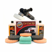 Meguiars Porter Cable XP Ultra Polish Kit with 5.5 Inch Pads <font color=blue> FREE BONUS</font>
