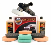 Meguiars Porter Cable XP Ultra Polish Kit with 5.5 Inch Pads  FREE BONUS