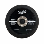 Meguiars Soft Buff DBP6 DA Polisher 6 inch Backing Plate