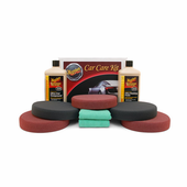 Meguiars Soft Buff Polishing Kit