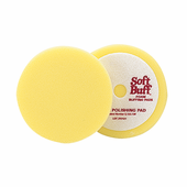 Meguiars Soft Buff W8006 Foam Polishing Pad 6.5""