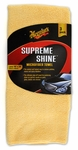 Meguiars Supreme Shine Microfiber Towels 3 Pack