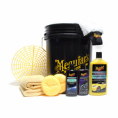 Meguiars Ultimate New Car Kit