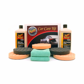 Meguiars Ultra Polish Kit with 5.5 Inch Pads