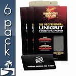 Meguiars Unigrit Sand Papers 6 Pack Kit - Your Choice!