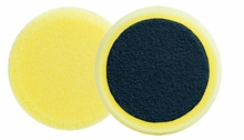 Meguiars Yellow Soft Buff 4 Inch Foam Polishing Pads 2 Pack