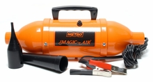 Metro Magic Air Deluxe Portable Inflator/Deflator - 12 Volt