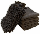 Microfiber All Purpose Wheel Washing Kit
