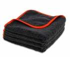 Microfiber Clean & Buff Towel, 16 x 16 inches - 3 Pack