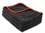 Microfiber Clean & Buff Towel, 16 x 24 inches - 3 Pack