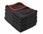 Microfiber Clean & Buff Towel, 16 x 24 inches - 6 Pack