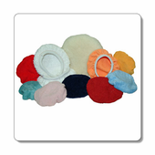 Microfiber & Terry Cloth Bonnets