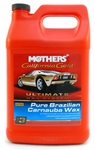 Mothers California Gold Pure Carnauba Car Wax 128 oz.