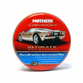 Mothers California Gold Pure Carnauba Paste Wax