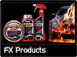 Mothers FX Car Care Products