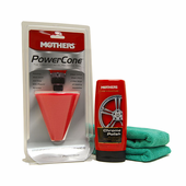 Mothers PowerCone Chrome Polish Kit