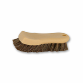 Natural Horse Hair Interior Upholstery Brush