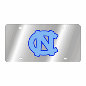 North Carolina Tar Heels NCAA Team License Plate