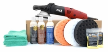 Optimum FLEX XC3401 Polisher Kit FREE BONUS