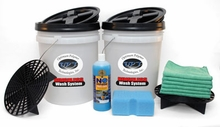 Optimum No Rinse Wash & Shine Two Bucket Wash System