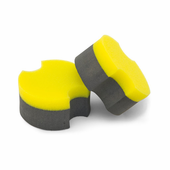 P21S Foam Wax Applicators 2 Pack