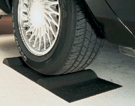 Park Smart Garage Parking Mat Black