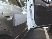 Park Smart Stick-On Door Guard