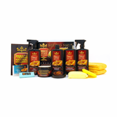 Pinnacle Complete Detailing Wax & Cleaning Kit <font color=red><b>FREE BONUS</font></b>