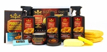 Pinnacle Complete Detailing Wax & Cleaning Kit FREE BONUS