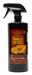 Pinnacle Crystal Clear Glass Cleaner with Water Repellent