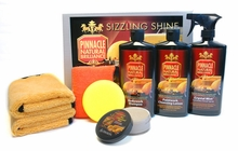 Pinnacle Souveran Mini Sizzling Shine Kit with FREE BONUS
