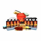 Pinnacle Total Interior/ Exterior Detailing Kit <font color=red><b>FREE BONUS</font></b>