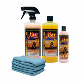 Pinnacle XMT Clean & Shine Bundle