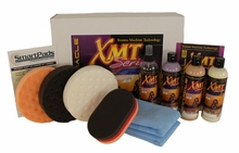 Pinnacle XMT Heavy Duty Swirl Remover Complete Kit FREE BONUS