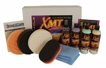 Pinnacle XMT Intermediate Swirl Remover Complete Kit FREE BONUS