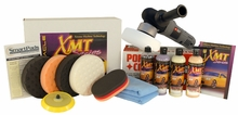 Pinnacle XMT Porter Cable 7424XP Heavy Duty Swirl Remover Kit FREE BONUS