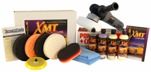 Pinnacle XMT Porter Cable 7424XP Intermediate Swirl Remover Kit FREE BONUS