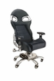PitStop LXE Series Office Chair-BLACK