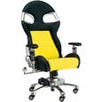 PitStop LXE Series Office Chair-YELLOW